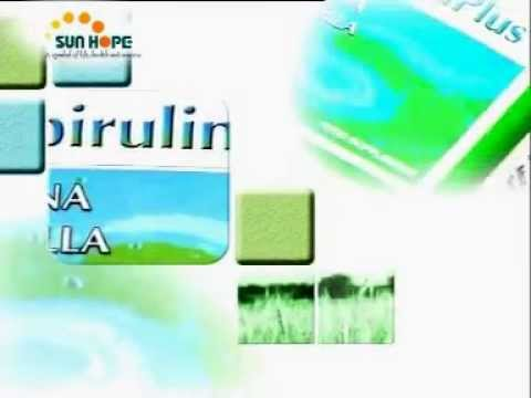Spirulina Plus - SUNHOPE