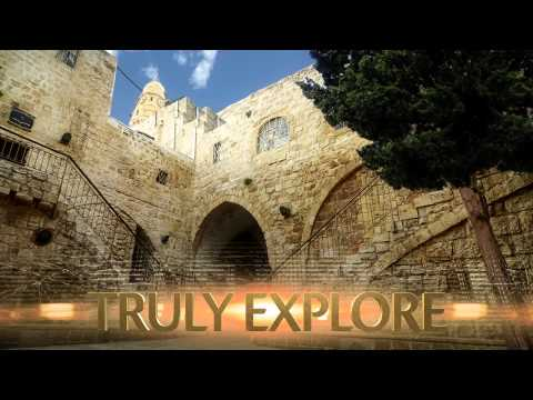 Mount Zion 3D Interactive Virtual Tour - Jerusalem of the Bible