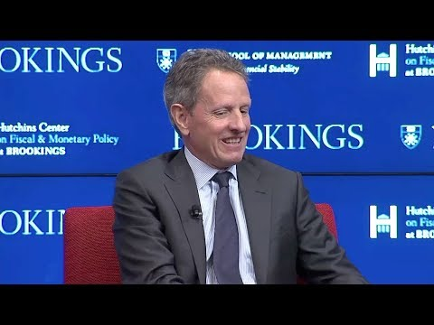Tim Geithner on the hardest moment of the financial crisis