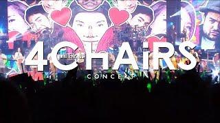 DVD บันทึกการแสดงสด Whitehaus Concert 2 ตอน 4 Chairs