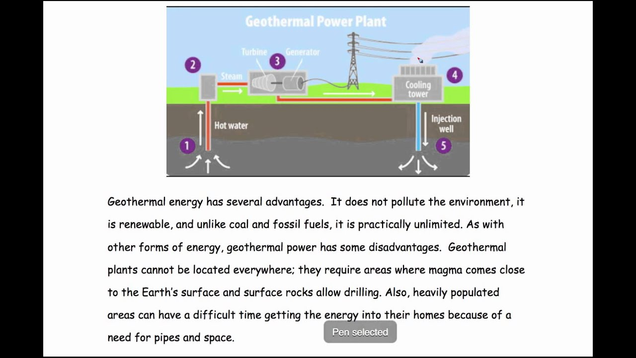 advantages and disadvantages of geothermal energy lad oma green alternative energy [ 1280 x 720 Pixel ]