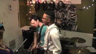 Live Music Mondays-Colours-Curtis Santiago written by Skull Krushers