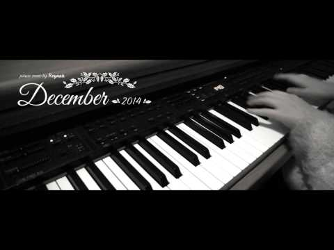 """December, 2014 (The Winter's Tale)"" E.Piano cover 피아노 커버 - EXO 엑소"