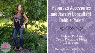 Paparazzi Jewelry and Accessories Consultant Debbie Parkin Thumbnail