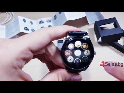спортен смарт часовник Крачкомер Калории Сърдечен ритъм R11 SMW19 15