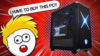 When A Rich NOOB Builds A Gaming PC