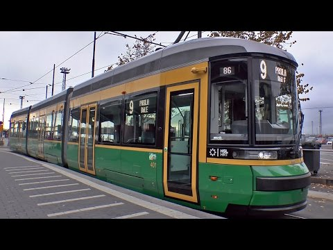 Transtech Artic Tram @ Helsinki Autumn 2014