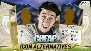 FIFA 18 - TOP 5 CHEAP ICON ALTERNATIVES YOU NEED TO BUY!