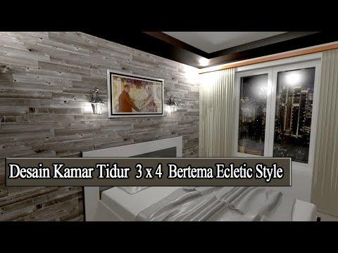 desain-kamar-tidur-pasutri-uk-3x4-ecletik-style-terbaru-2019