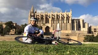 Kristina Vogel Trainingslager  Mallorca Video News