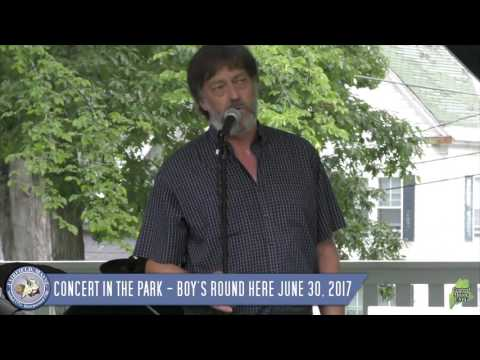 Concert In The Park - Boys Round Here June 30, 2017