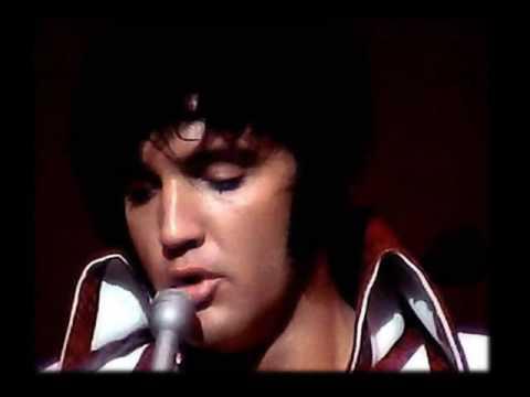 Elvis Presley - In the ghetto (live-02/19/70)