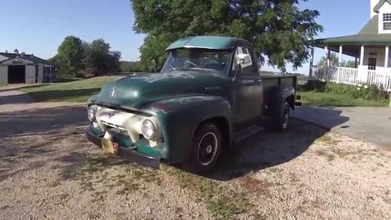 1954 ford f 250 v8