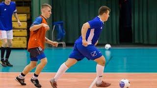 Nocna Liga Futsalu: Rzekunianka Rzekuń - MMWM Ostrołęka