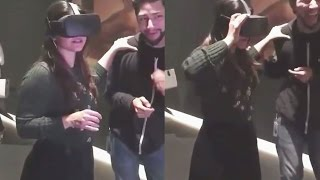 Must watch! Kajol's VR gear experience is crazy| Bollywood Inside Out