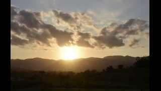 Pôr do Sol em Camacã-BA [Time-lapse]