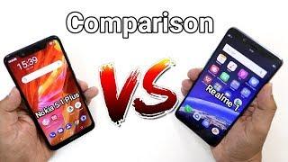 Nokia 5.1 Plus Vs Realme 1 Comparison And SpeedTest Comparison I Hindi