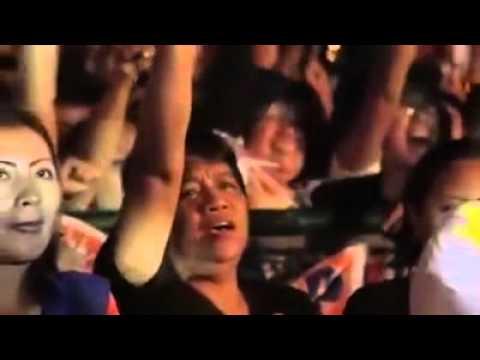 Luzon Visayas Mindanao at Pilipino sa Buong Mundo is for DUTERTE