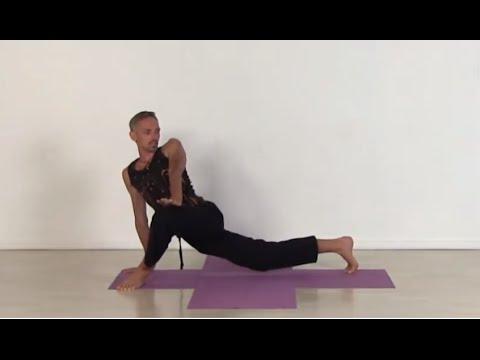 Йога для тазобедренного сустава видео какой врач лечит заболевания коленного сустава
