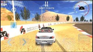Honda S2000 Drift Driving Simulator / Sports Car Racing Games / Android Gameplay FHD