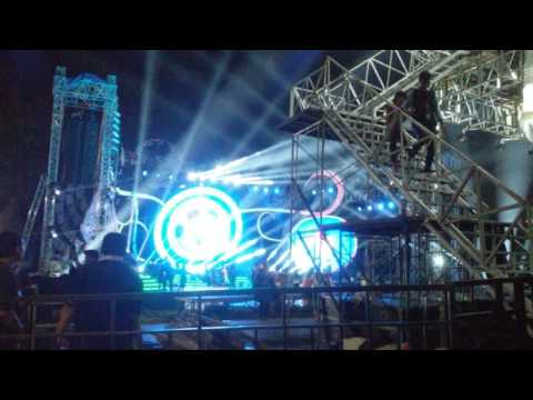 Kolam Susu, Persiapan Konser Musik Nasional Trans TV