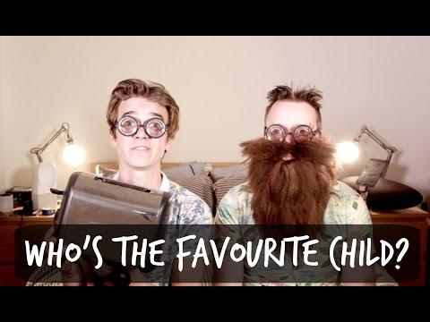 WHO'S THE FAVOURITE CHILD? | ThatcherJoe