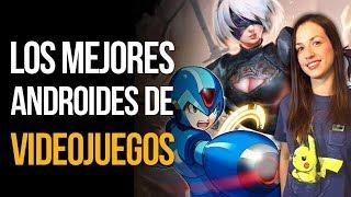 Los mejores ANDROIDES de los videojuegos | MeriStation