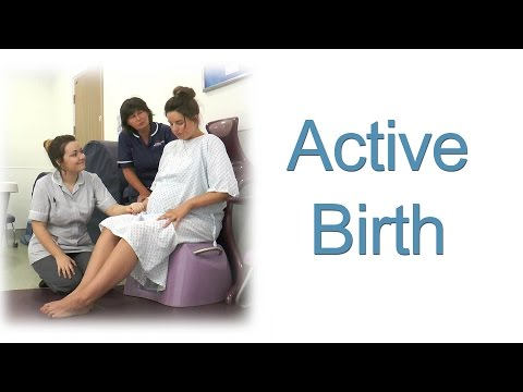Active Birth - Benefits For Mother and Baby before and after Birth