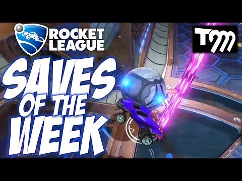 Rocket League - TOP 10 SAVES OF THE WEEK #30