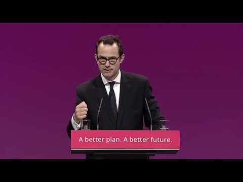 Simon Franks speech for the Labour Party Spring Conference