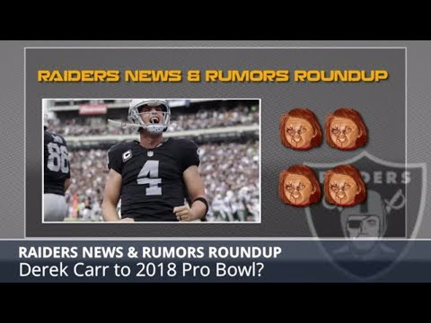 The Latest Oakland Raiders Rumors And 8 Notable Players Who Could Be Cut This Offseason