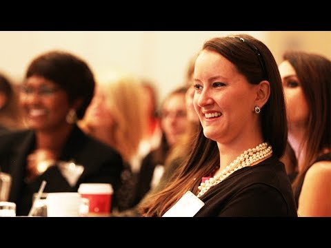 Linkage's Women in Leadership Institute. How do you show up as a leader?