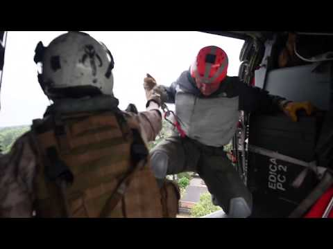 Hurricane Harvey Search and Rescue