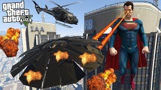Video GTA 5 Mods - SUPERMAN MOD w/ SUPERMAN POWERS (GTA 5 Mods) download MP3, 3GP, MP4, WEBM, AVI, FLV Oktober 2018