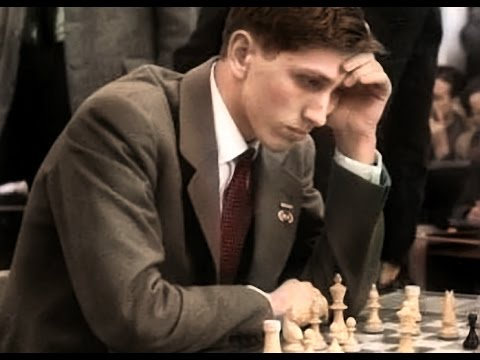 Bobby Fischer and the Most Notorious Chess Match of All Time (2004)