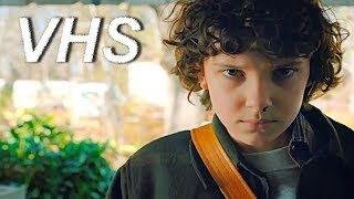 Очень странные дела (2017) — 2 сезон — русский финальный трейлер — озвучка VHS