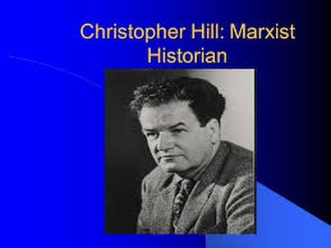 Christopher Hill Historian