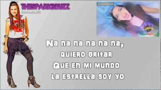 Maria Gabriela De Faria - La Estrella Soy Yo (Letra Y Video) Lyrics HD