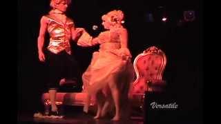 Miss Mitzy Cream & Dew Lily - Marie Antoinette