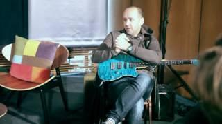 Tak Brzmi Miasto 2015: Spotkanie gitarowe z Markiem Napiórkowskim