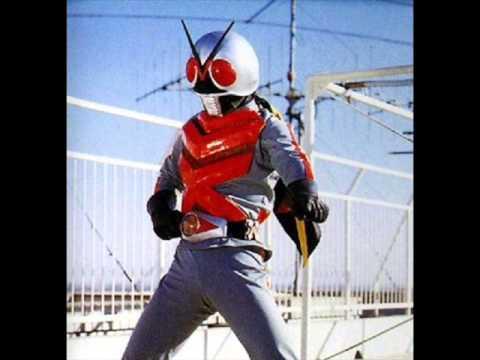 「仮面ライダーX」Xライダーアクションをうたってみた - YouTube