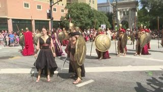 DragonCon 2018 parade: See the cosplay costumes