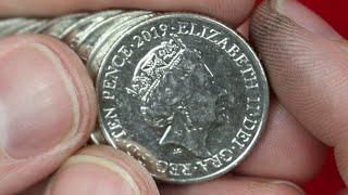I've Still Got The Luck!!! £200 10p Coin Hunt + Q&A Part 85