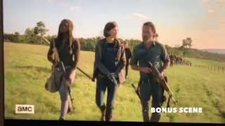 The Walking Dead: Season 8 Finale Bonus Scene