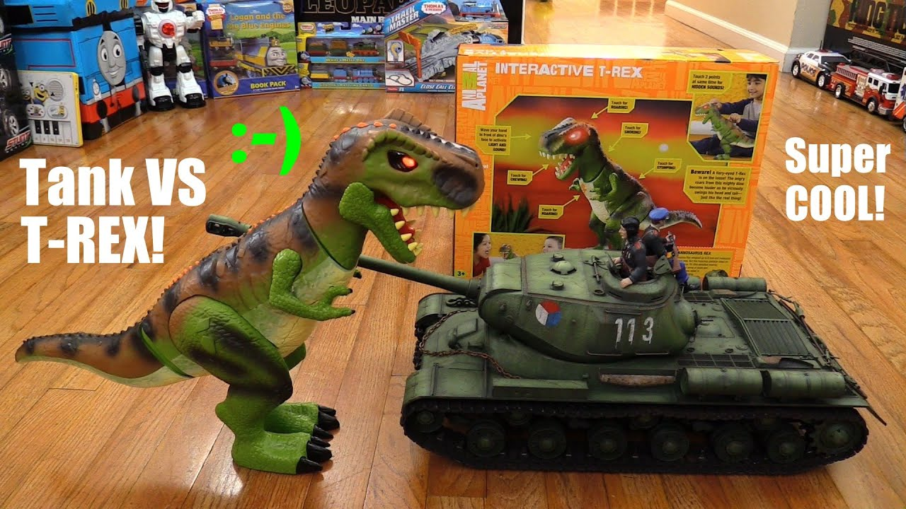 Best Animal Planet Toys For Kids And Toddlers : Dinosaur toys for kids animal planet s interactive t rex