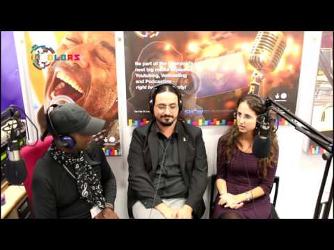 COLORS Interview with Davide and Maria - Ten Strings Duo