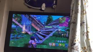 Ps4 Games #4 - Ethan Plays Fortnite #2/2
