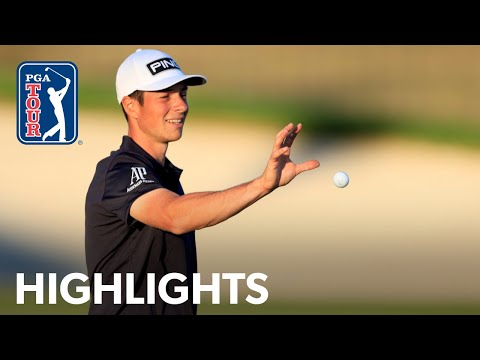 Viktor Hovland shoots 3-under 69 | Round 1 | Arnold Palmer Invitational | 2021