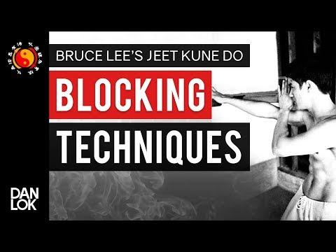 Bruce Lee JKD Blocking Techniques