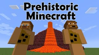 If Minecraft Was In Prehistory (ItsJerryAndHarry) thumbnail
